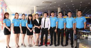 Đồng phục hệ thống siêu thị chuyên nghiệp