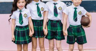 Đồng phục học sinh trường Quốc tế