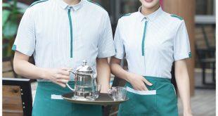 Đồng phục cho nhân viên quán cafe